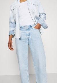 Jack & Jones - JJIROB JJORIGINAL  - Straight leg jeans - blue denim - 3