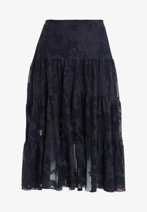 Áčková sukně - ink navy