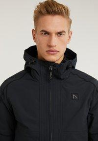 CHASIN' - Summer jacket - black - 4
