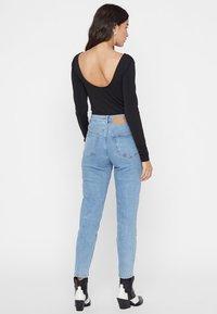 Pieces - Jeans slim fit - light blue denim - 2