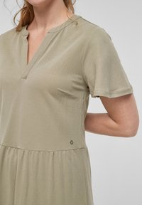 s.Oliver - Day dress - summer khaki - 4