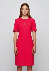 BOSS - DAORSA - Etui-jurk - pink - 0