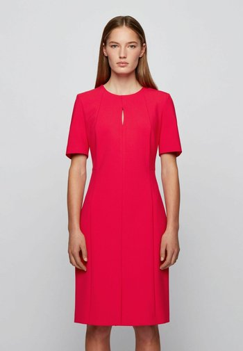 DAORSA - Shift dress - pink