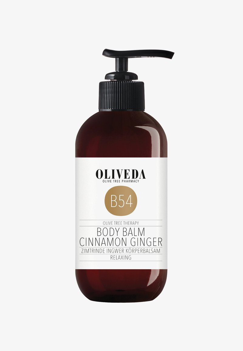 Oliveda - CINNAMONBARK GINGER CREME  - RELAXING - Hydratant - -