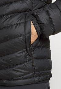 Peak Performance - FROST HOOD JACKET - Down jacket - black - 5