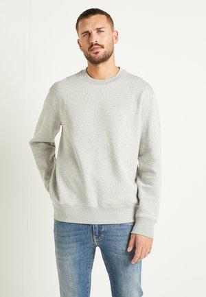 CHIP - Sweatshirt - stone grey melange