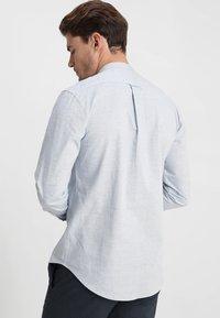 Farah - STEEN GRANDAD - Shirt - steel blue - 2