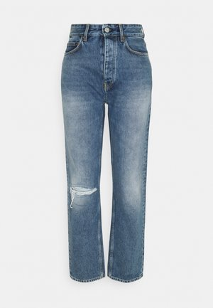 PEARL VINTAGE BLEACH  - Straight leg jeans - vintage bleach blue
