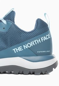 The North Face - W ACTIVIST FUTURELIGHT - Hiking shoes - mallardblue/starlightblue - 3