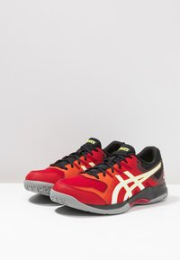 ASICS - GEL-ROCKET 9 - Volleyball shoes - speed red/white - 2