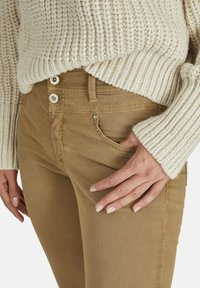 Angels - ORNELLA - Slim fit jeans - braun - 3