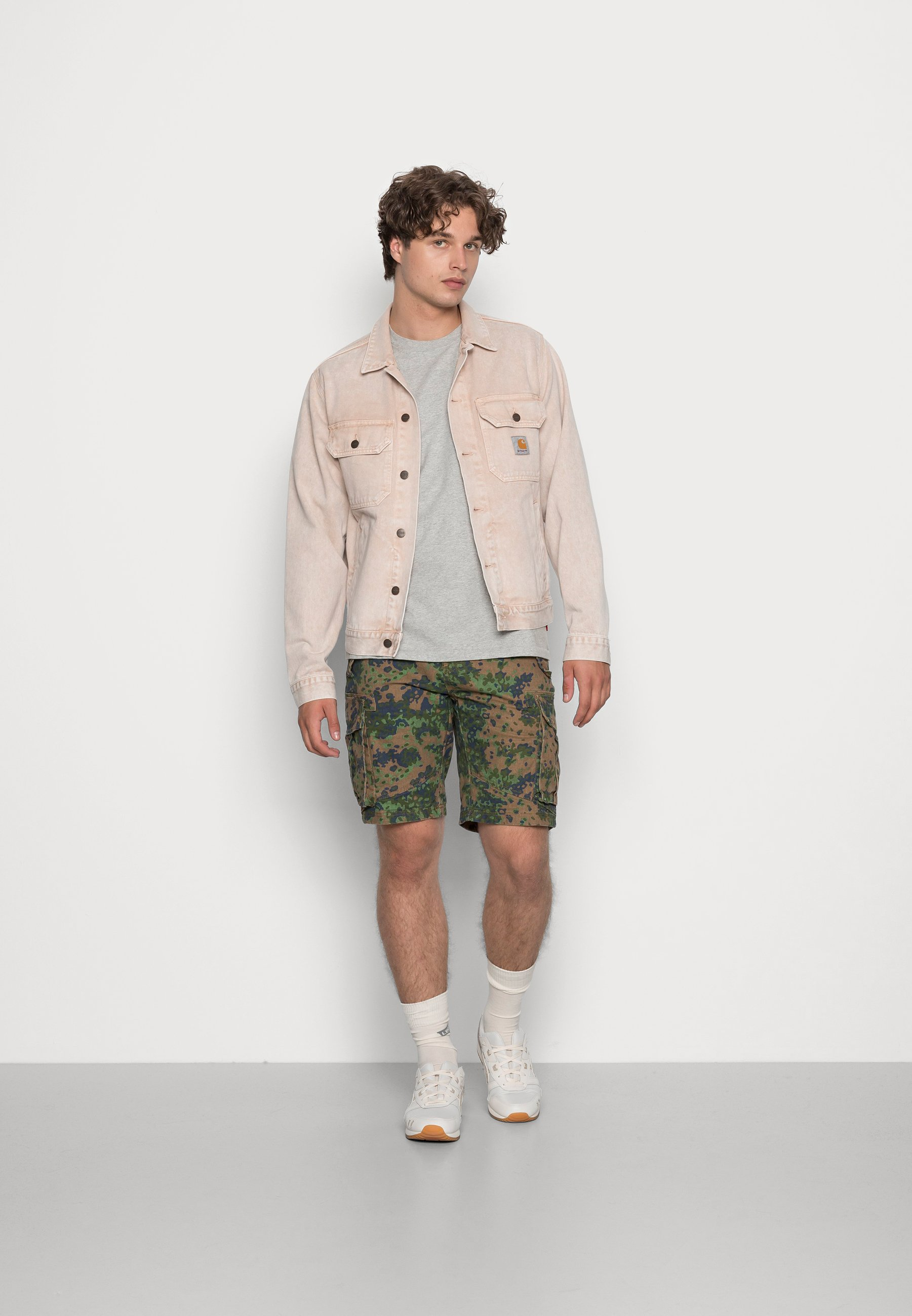 Men MILITARY SHORT - Shorts - camo