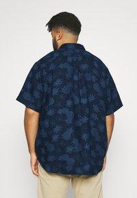 Polo Ralph Lauren Big & Tall - PRINTED - Shirt - dark blue/offwhite - 2