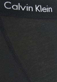 Calvin Klein Underwear - STRETCH TRUNK 5 PACK - Underkläder - black - 5
