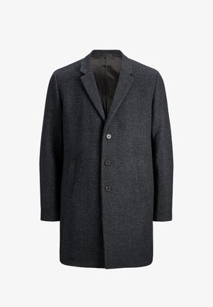 JJEMOULDER  - Short coat - dark grey melange