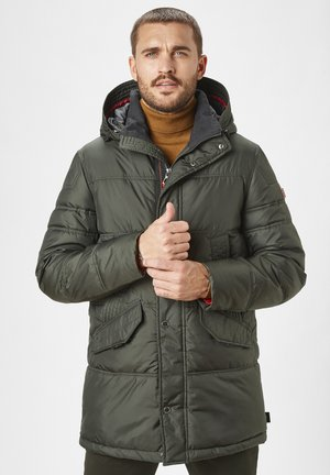 SPORTIVER ROY - Winter coat - olive