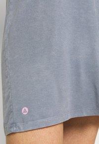 Cotton On Body - SLEEP RECOVERY V NECK NIGHTIE - Nightie - blue jay wash - 5