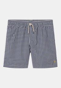 Polo Ralph Lauren - TRAVELER SWIMWEAR BOXER - Plavky - newport navy - 0