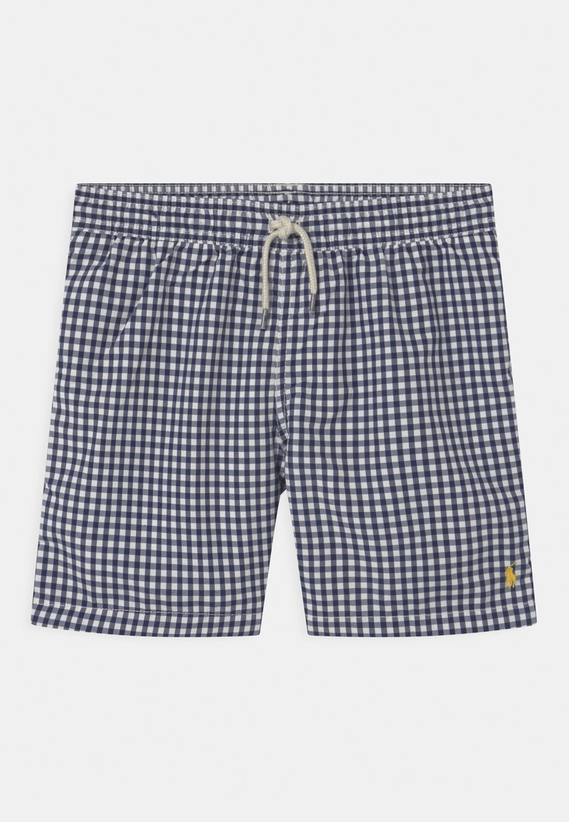 Polo Ralph Lauren - TRAVELER SWIMWEAR BOXER - Plavky - newport navy