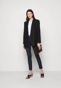 Dondup - IRIS PANT - Jeans Skinny Fit - blue thread - 1