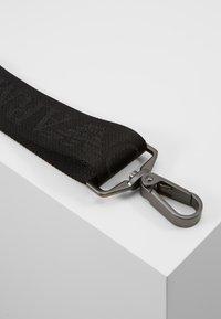 Emporio Armani - BODYPACK - Across body bag - black - 5