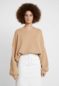 American Vintage - KINOUBA - Sweatshirts - falaise - 0