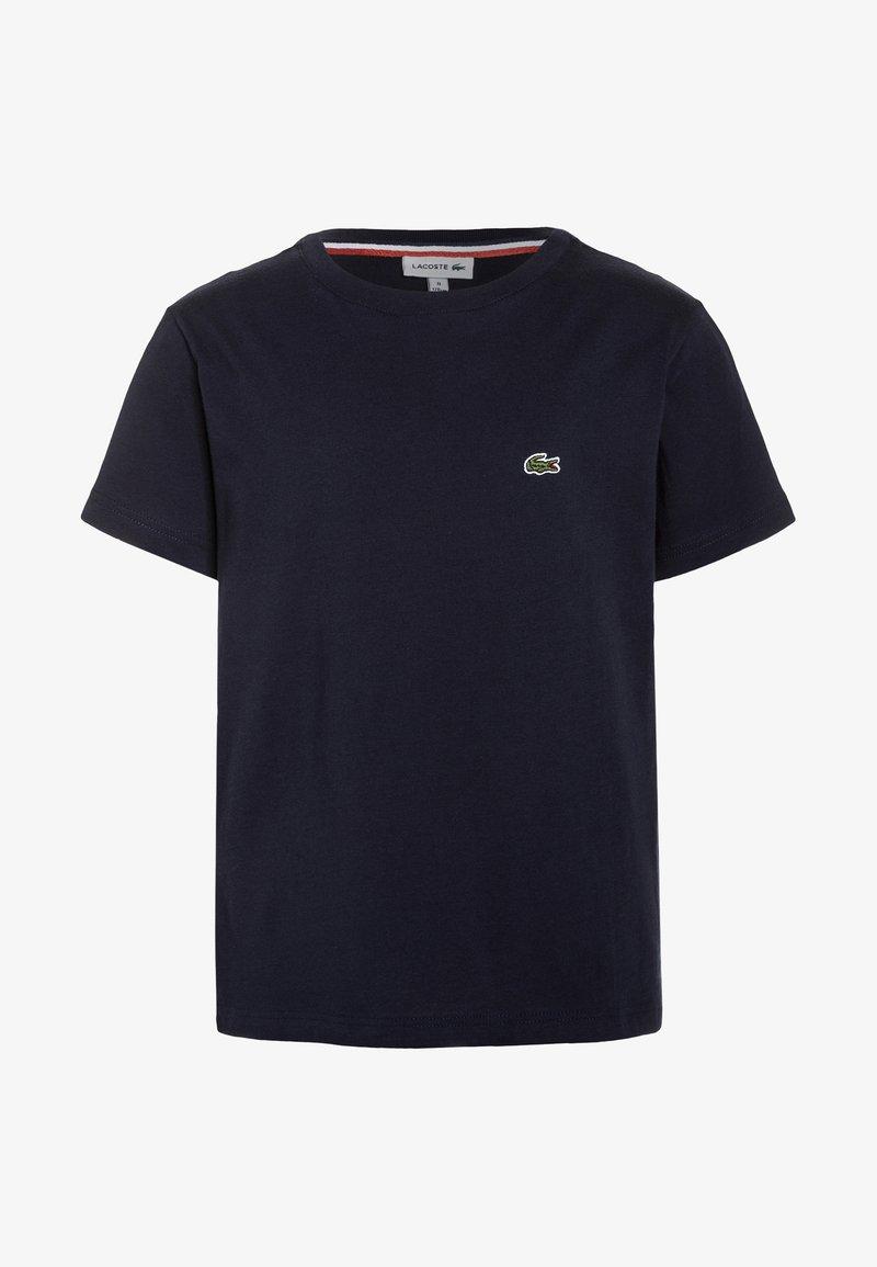 Lacoste - TURTLE NECK - T-shirt - bas - navy blue