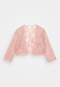 Vila - VIMILLIE COVER UP - Cardigan - misty rose - 3