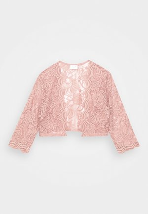 VIMILLIE COVER UP - Cardigan - misty rose