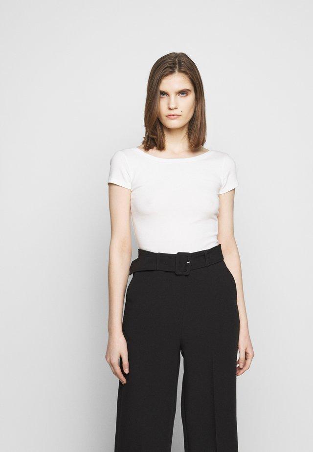 DANZANTE - T-shirts print - white