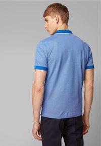 BOSS - PHILLIPSON - Polo shirt - blue - 2