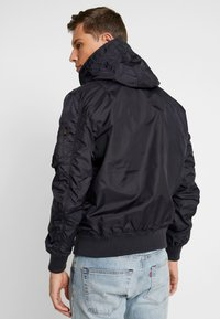 Alpha Industries - Bomber Jacket - iron grey