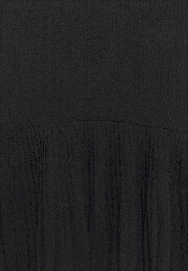 Vero Moda Petite VMELSE - Bluzka - black/czarny MJBI
