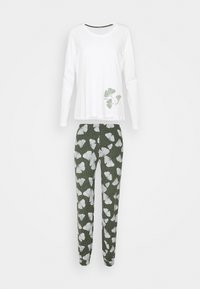 HANNI SET - Pyjama set - light khaki