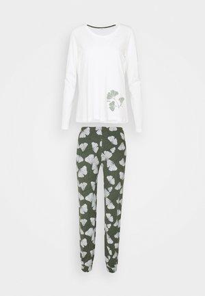 HANNI SET - Pyžamová sada - light khaki