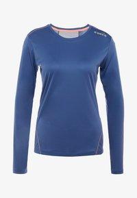 Diadora - X RUN - T-shirt à manches longues - night blue - 3