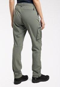 Haglöfs - Outdoor trousers - lite beluga - 1