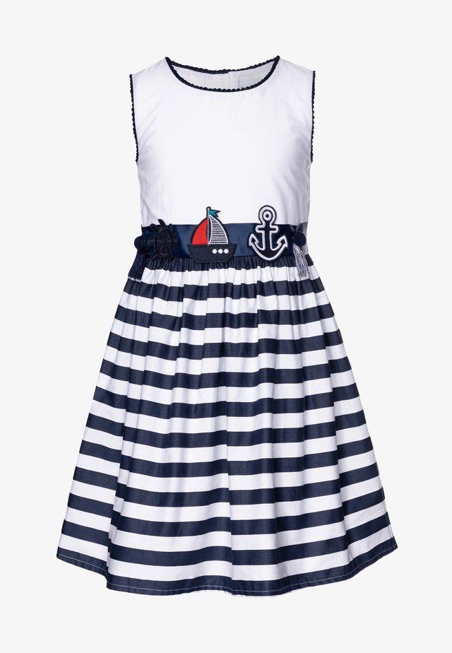 Sukienka letnia - navy