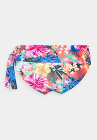 Pour Moi - HEATWAVE FOLD OVER TIE BRIEF - Bikini bottoms - barbados - 1