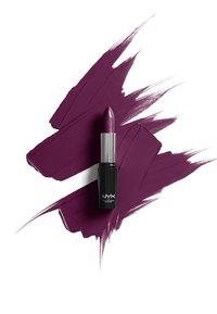 Nyx Professional Makeup - SHOUT LOUD SATIN LIPSTICK - Lippenstift - into the night - 2