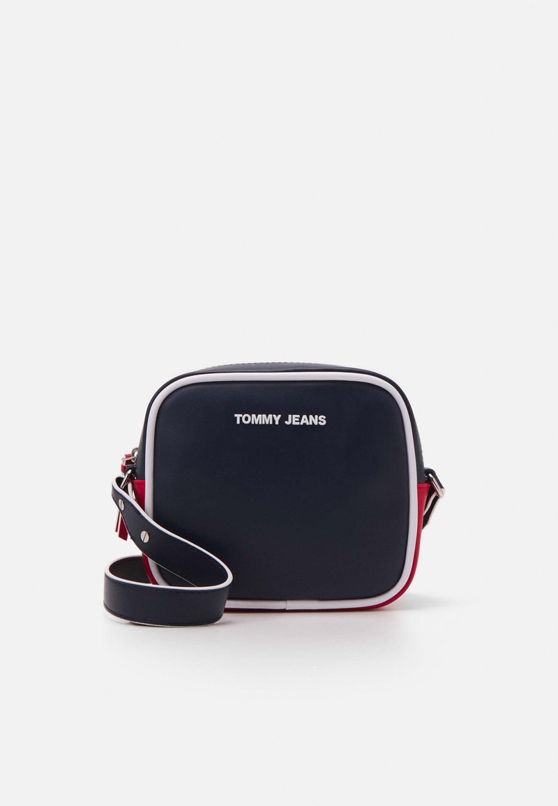 Tommy Jeans - FEMME CROSSOVER - Across body bag - blue