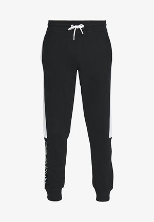 OGO STRIPE  - Jogginghose - black