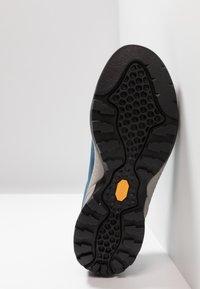 Scarpa - MOJITO UNISEX - Hiking shoes - ocean - 4