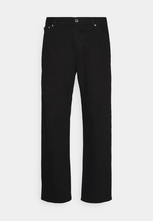 UNISEX LOOSE - Jeans relaxed fit - black