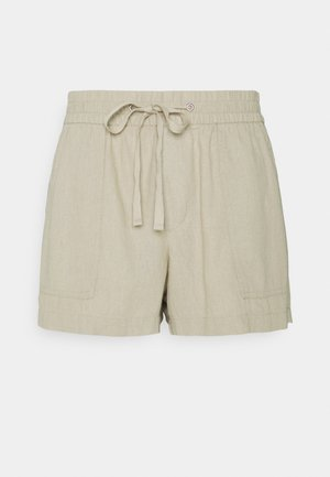 PULL ON UTILITY SOLID - Shorts - sand caked khaki