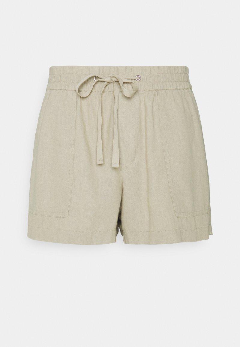 GAP - PULL ON UTILITY SOLID - Shorts - sand caked khaki