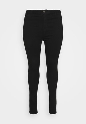 CAROP LIFE SUPER - Jeans Skinny Fit - black