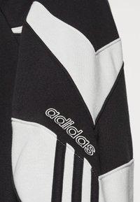 adidas Originals - SHARK HOODIE - Felpa - black/grey one - 4