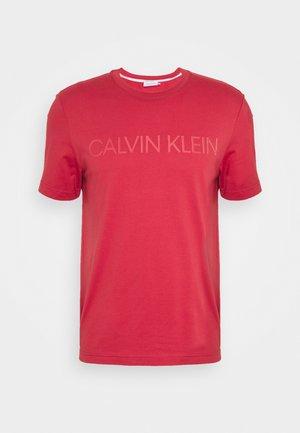 2 TONE LOGO - T-shirts print - red