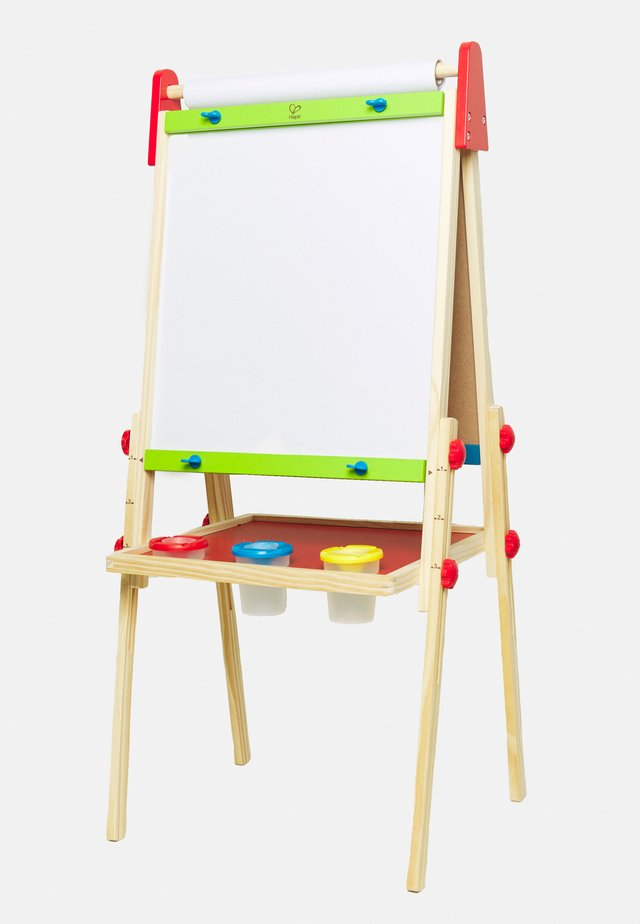 ALL IN EASEL - Leksaker - multicoloured